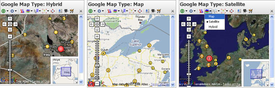 Map View | Visokio Google Map Toolbar on google maps tools, google maps bulletin board, google maps grid, google map of asia pacific, google maps full screen, google maps window,