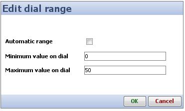 Range settings